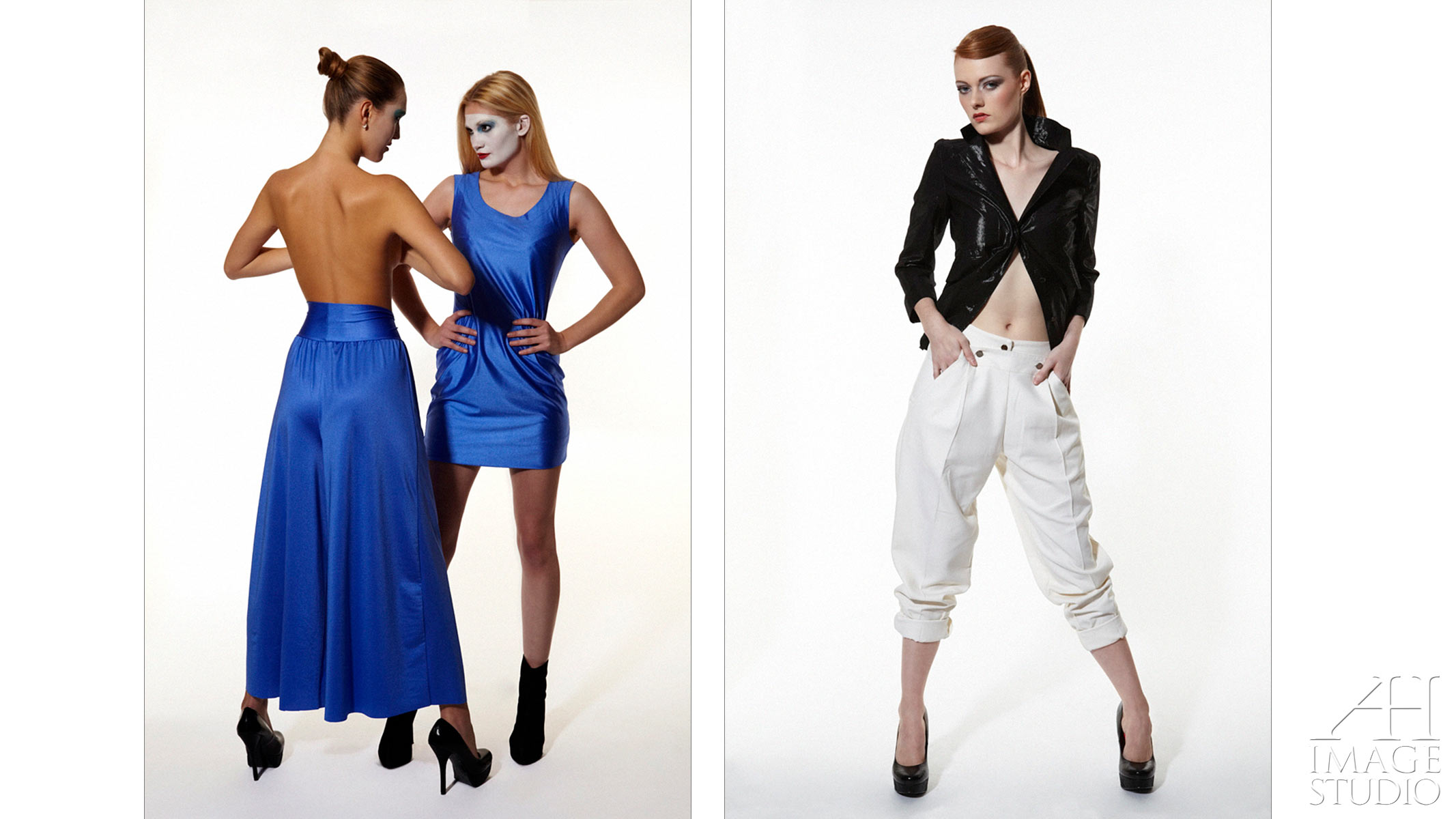 flash photography fashion and models portfolio