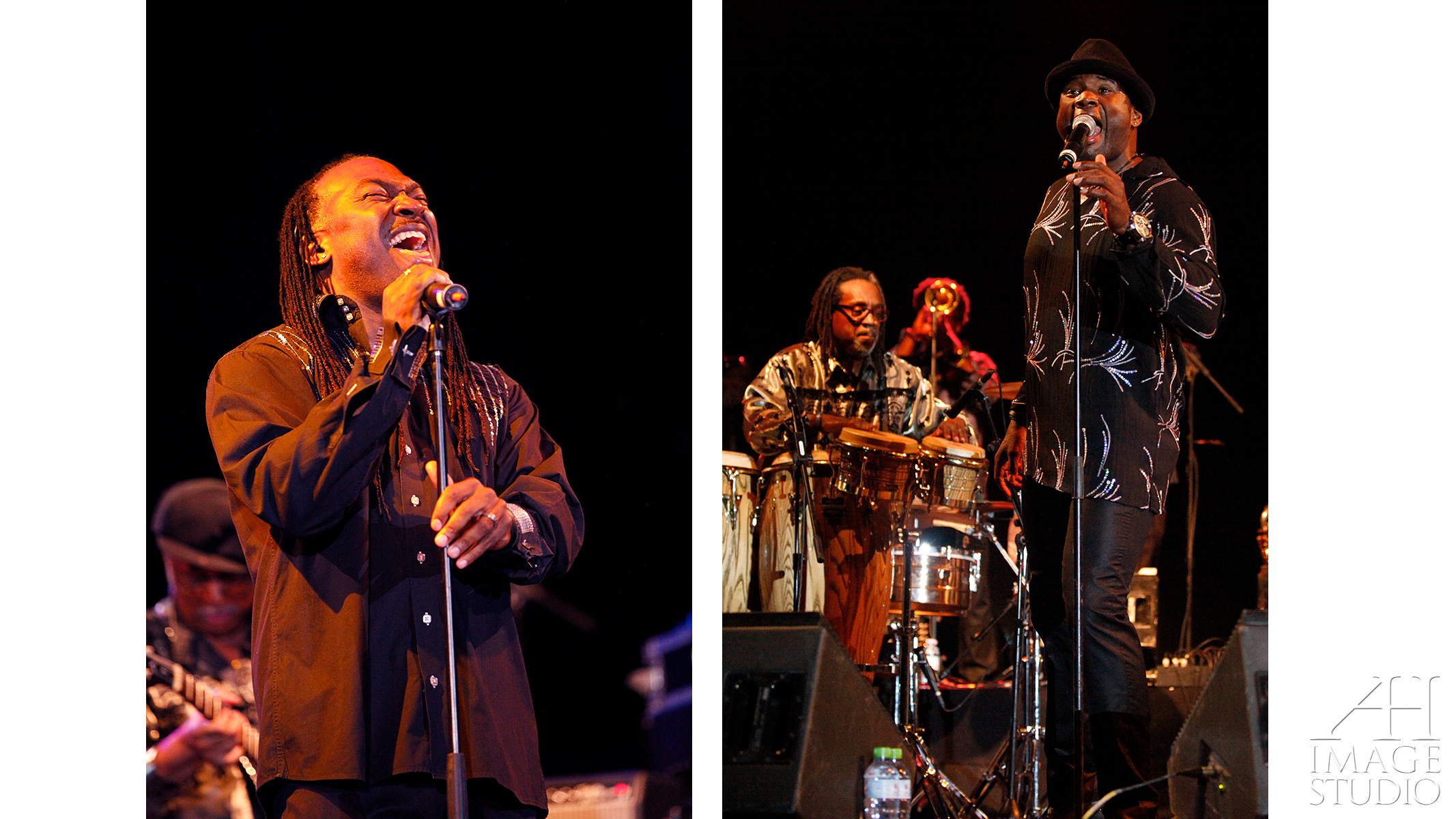 Earth Wind & Fire, Maurice White, Ralph Johnson